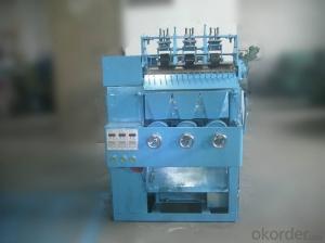 High Efficiency Automatic Scourer Making Machine
