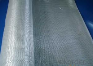 Light Weight Heat Resistant Materials Double Sided Fiberglass