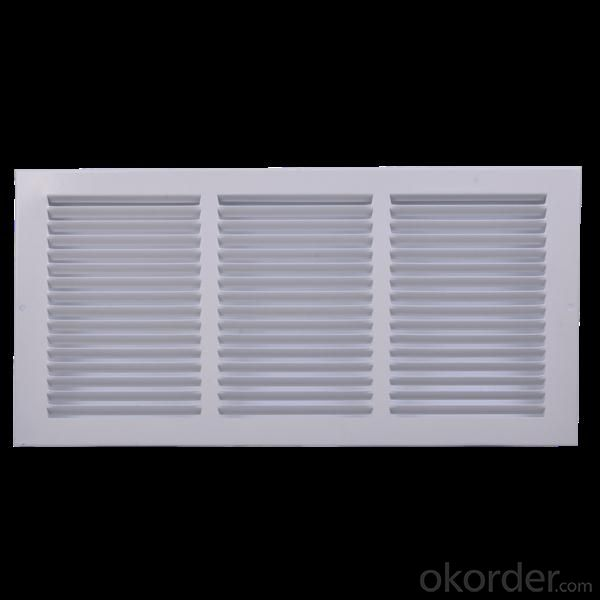 Best Selling HVAC Systems Parts Good Quality ABS Plastic Round Ceiling Air Diffuser