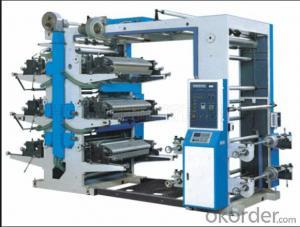 CMAX Full-Automatic Flexo Printing Machinery