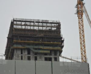 Auto-climbing Protection Panel are Used in  CONSTRUCTION FORMWORK SYSTEMS