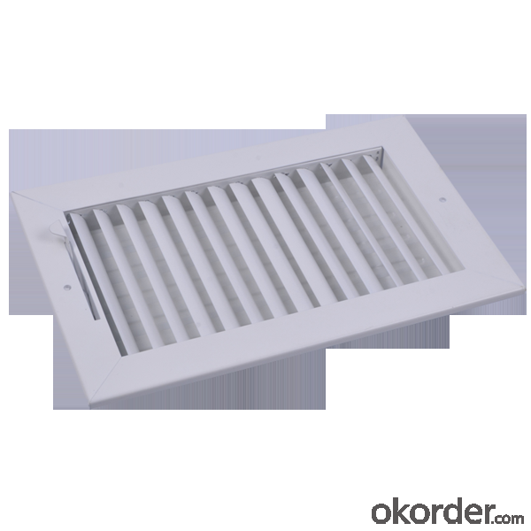 2015 Anodized Square Ceiling Air Diffuser