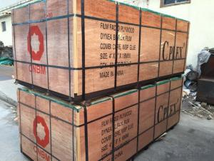 Melamina madera contrachapada / Film comercial enfrentan contrachapado/contrachapado