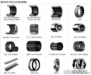 HK 1209 China Supplier Drawn Cup Needle Roller Bearings HK Series 10X14X8 mm