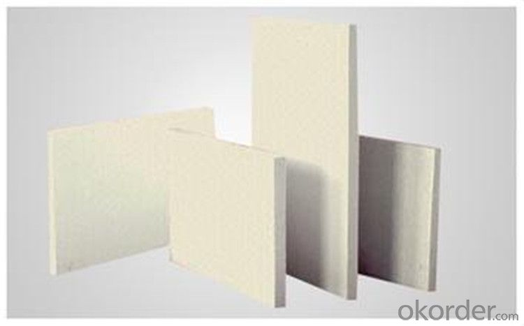 Insulation High Aluminium Ceramic Fiber Board Low Price