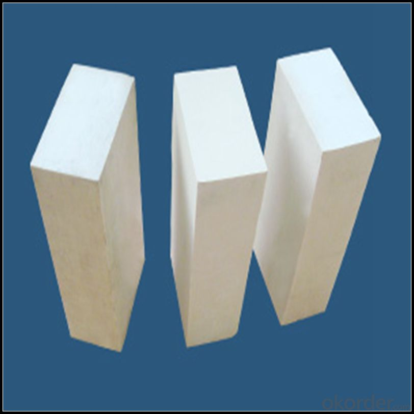 Refractory Brick SK34 High Alumina Used in Furnace Liner