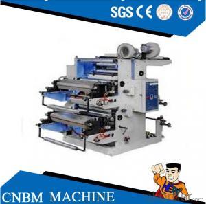 Multi Color Corrugated Carton Flexo Printing Machine With High Quality