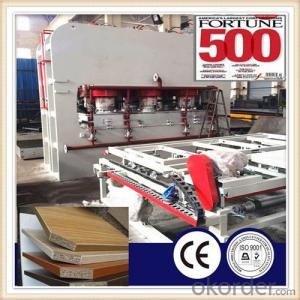 1200T Wood Furniture Panel Press Machine