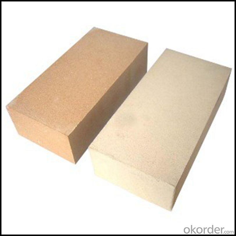 Refractory Bricks Light Weight Thermal Ceramic Mullite Insulation