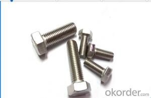 Hexagon Bolt, Nut and Bolt, Hex Bolt for Sale