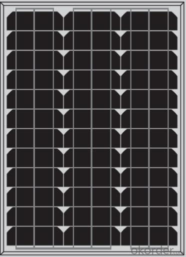Solar Module-50W Mono from CNBM