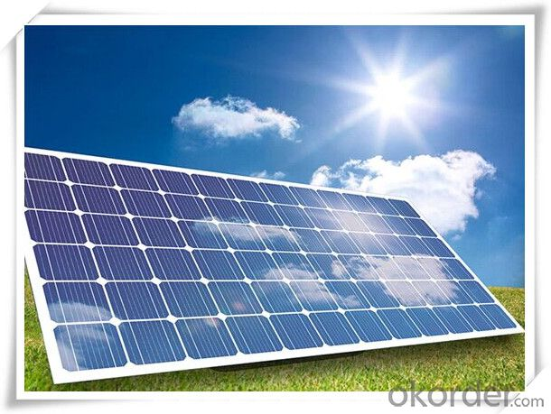 265W Mono and Poly 260-320W Solar Panel CE/IEC/TUV/UL Certificate Non-Anti-Dumping Solar Cells