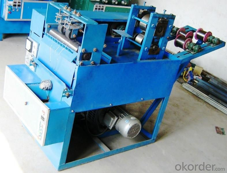 Plastic Scourer Making Machine with CIQ CO CE