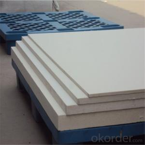 Insulation High Aluminium Ceramic Fiber Board