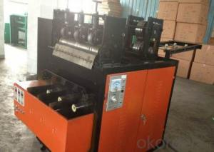 Ss and Galvanized  Scourer Making Machine 6wire3ball,8wire4ball