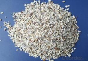 Aislamiento de calor de la fibra de cerámica de alta pureza junta HZ