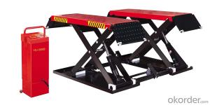 Good Price Sunshine Super Thin Scissor Lift with CE Certification