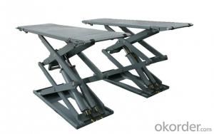 KC-LX35B Alignment Car Scissor Lift -Auto Lift