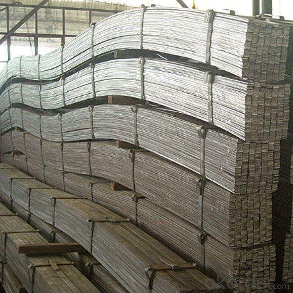 8.79KG/M steel flat bar for construction