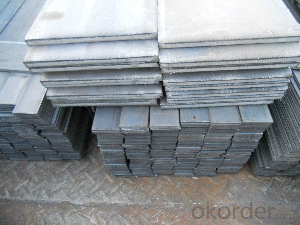 Hot Rolled Flat Steel Bar in Grade Q235B