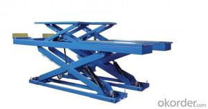 Scissor Lift(in Ground Installation) X350-Auto Lift