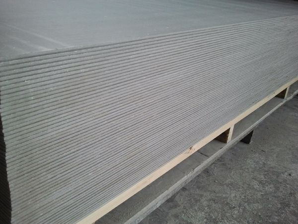 Fiber Cement Board Cement Board With Good Quality.