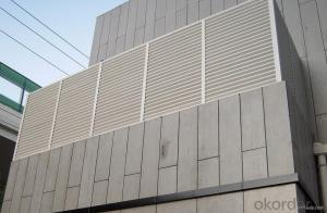 Exterior Wall Decorative Fiber Cement Board