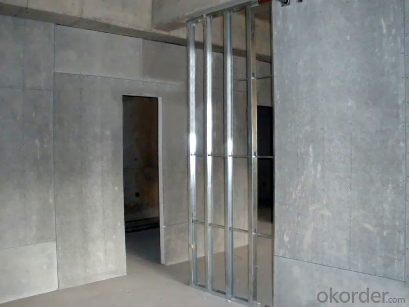 Cement Board Panels : Buy fiber cement board fireproof non