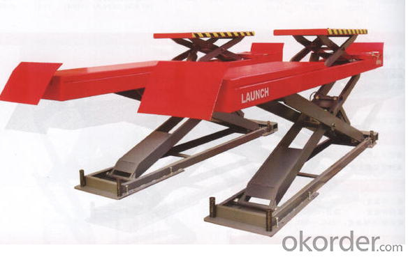 TJST-8140 4.0T Alignment Scissor Lift-Car Lift