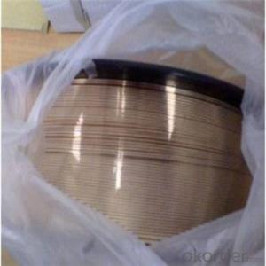 AWS ER 70S-6 Welded Wire AWS A5.18 ER 70S-6 0.8mm/0.9mm/1.0mm