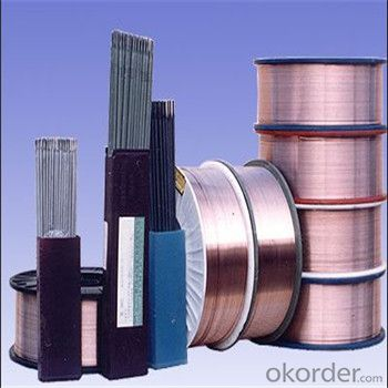 MIG Welding Wire ER70S-6/DIN SG2/BS A5.18 High Quality Factory