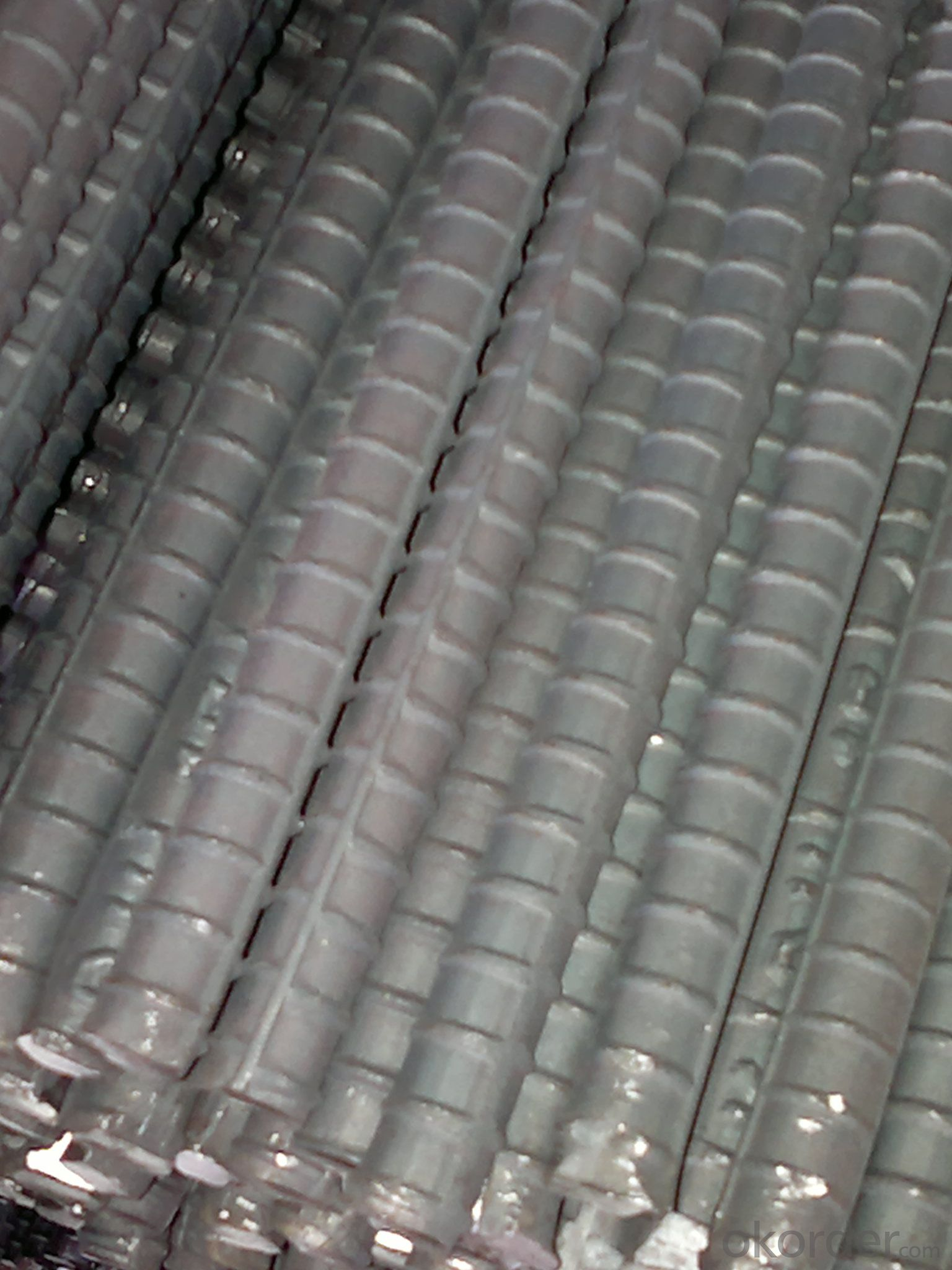 Steel Reinforcing Rebars for Construction Concrete