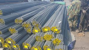 Steel Rebars GB Standard with Variety Sizes