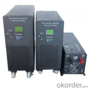 Approved Solar Power Inverter  3000w 24V Pure Sine Wave