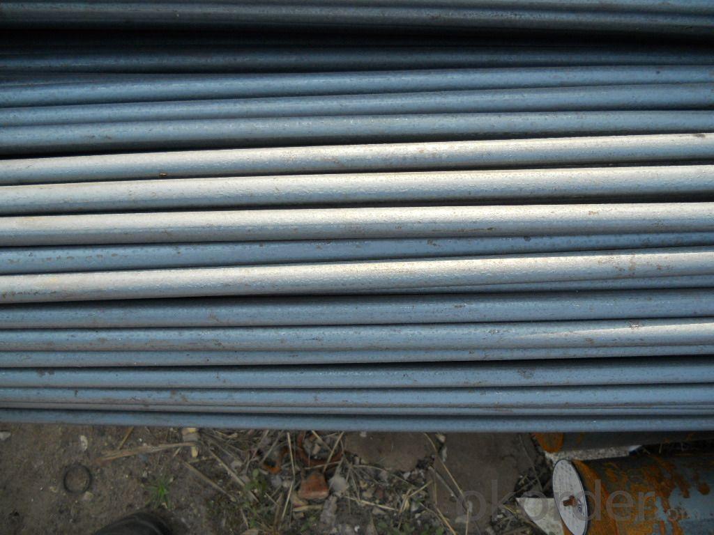 Round Bar Chromed Steel Round Bar-Steel Round Bar