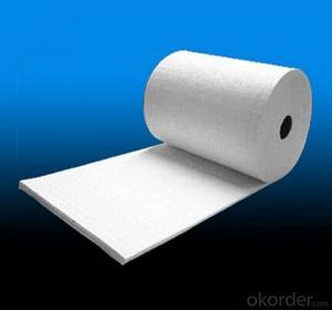 Blanketo de calor de la fibra de cerámica de alta pureza junta HA
