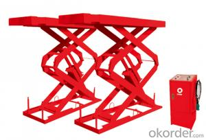 Floor Scissor Lift-Auto lift Factory-Car Lift-repair