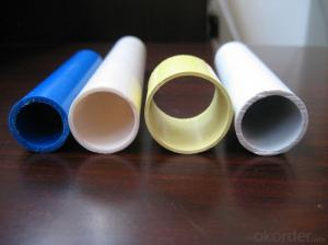 PVC Pipe 0.8MPa Material: PVC Specification: 16-630mm Length: 5.8/11.8M