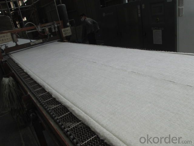 Ceramic Fiber Blanket High Purity Alumina And Silica Oxides By Spun And Needles