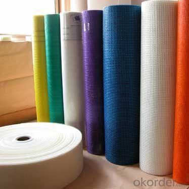 Fiberglass Mesh 5X5/10X10 Alkali-Resistant Cloth