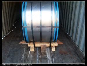 Prime tin of High Quality ETP Tinplate sheet coils