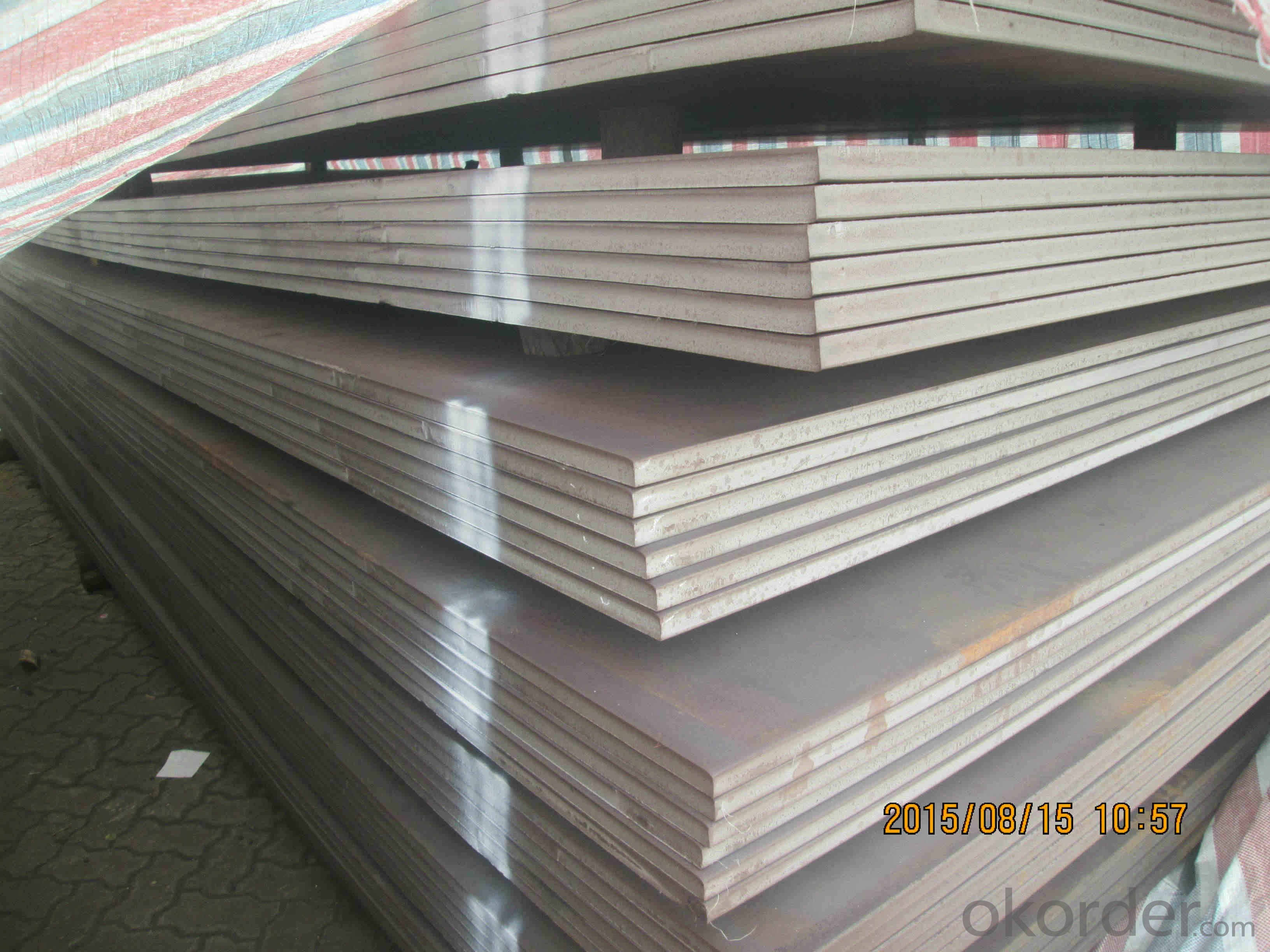 Low Carbon Steel Sheets with Different Standard available