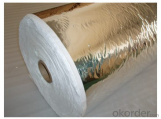 Aluminum Foil Laminated Cryogenic Insulation Quilt Lower Thermal Conductivity