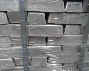 High Purity Magnesium Metal Ingot Mg alloy ingot 99.98% 99.95%
