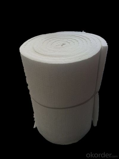 Ceramic Fiber Blanket STD Double-side Needling With Best Tensile Or Strength For Easy Installation