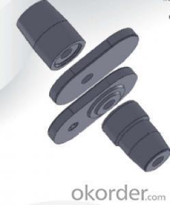 Hitech Zirconia Slide Gate Nozzle for Steel Industry