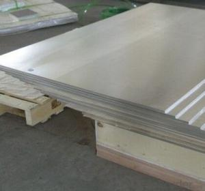 Magnesium alloy plate AZ31B High Qquality in China