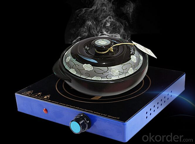 Ceramic Plate Induction Cooker Popular and High Quality