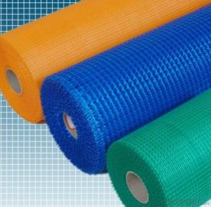 Fiberglass Mesh Cloth Alkali-Free of Different Colors