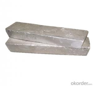 Magnesium Metal Rare Earth Alloy Ingot in China